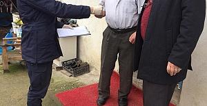 Muhtarlar 65 Yaş Üstü İçin Sahada, Büyükşehir Yanlarında