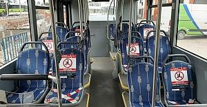 UlaşımPark, Otobüslerinde Yoğunluğa...