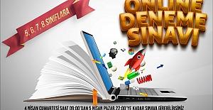 Akademi Lisede Online Deneme...