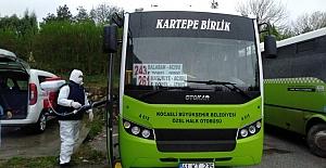 """BAŞKAN KOCAMAN """"MÜCADELEMİZ SÜRÜYOR"""""""