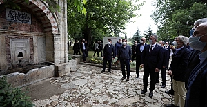 Başkan Büyükakın, Fatih Sultan...
