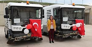 İzmit Belediyesi Süpürge Araçları İçin...