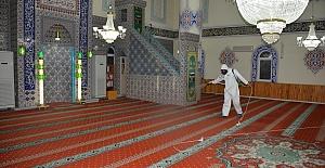İzmit'te Tüm Camiler İbadete Hazır