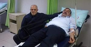 Meclis Üyesi Hastaneye Yattı