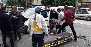 Sürücüyü Sağlıkçılar Çıkarttı