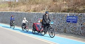 16 Yılda 72 km'lik Bisiklet Yolu İnşa...