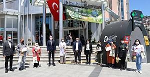 İzmit Belediyesi Yılın Çevrecilerine...