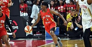 İzmit Belediyespor WNBA Yıldızını Renklerine Bağladı