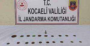 Kocaeli'de Roma ve Bizans Dönemlerine Ait Tarihi Eser Satıcılığı!