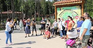 İşaret Diliyle Ormanya'yı Tanıdılar