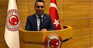 İYİ Partinin Organizatörü