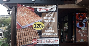 Öz Saray Simit'ten  Bayram Kampanyası