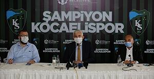Şampiyon Kocaelispora Yakışan...