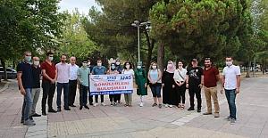 Afad Gönüllüleri Deprem  İçin Toplandı