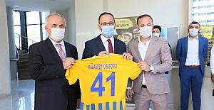 BAKAN KASAPOĞLU B. DERİNCESPORA...