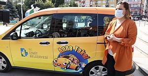 Anne Taksi Uygulaması İzmitte...