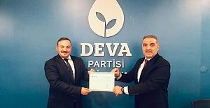 DEVA Partisi İzmit İlçe Başkanını...