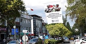 Gölcük Belediyesi'nden Azerbaycan'a Destek