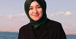 İlçe Kadın Kolları  Başkanı İl Yönetimine Geçti