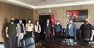 KTO Yönetiminden AK Parti, MHP Ve...