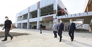 Vali Yavuz: Başkanımızı Gönülden...