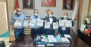 AK Parti Körfez#039;de Üye Bolluğu