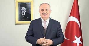 Başkan Aygünden Cumhuriyet Bayramı...
