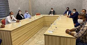 Başkan Turan, Roman Vatandaşları Dinledi