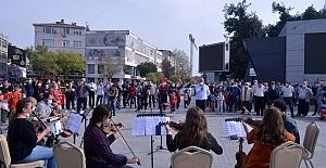 Büyükşehirden Cumhuriyet Bayramı'na Özel Sürpriz