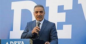 DEVA Partisi İl Başkanı Adem Koç'tan Kandil Mesajı