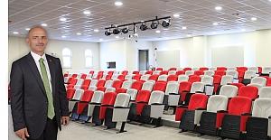 Fen Lisesi'ne 200 Kişilik Konferans Salonu