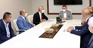 Gebze'ye Yeni Hal Binası Geliyor