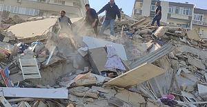 İzmir'de Çok Şiddetli Deprem! İstanbul, Bursa ve Marmara'da da Hissedildi!