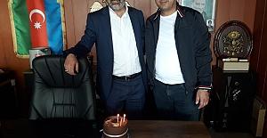 Kıranşal'a Sürpriz  Kutlama
