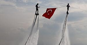 MAVİ VATANIN KALBİ KOCAELİ KÖRFEZDE...