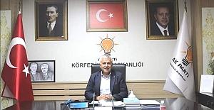 Başkan Tuna: Tüm Halkımızın Kandilini  Kutluyorum