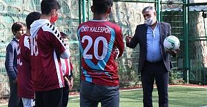 Amatör Spor Kulüpleri Büyükşehirden...