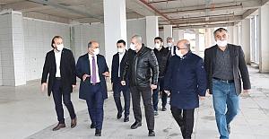 İLİMTEPE'YE YAŞAM MERKEZİ VE SPOR SALONU