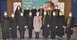 AK Partili Kadınlarda İcra Kurulu...