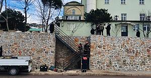 Vatandaşlar İstedi, Merdiven Yapıldı