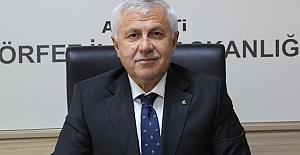 """Başkan Tuna: """"Erkan Uygun Hüseyin Avni Şirin'in Kemikleri Sızlattı.!"""""""