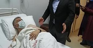 AK PARTİLİ YILDIRIMA GEÇMİŞ...