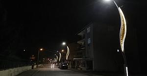 Derince'nin Caddeleri Işıl Işıl