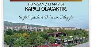 NAZENDE RAMAZANDA KAPALI; ESNAF ETKİLENMESİN...
