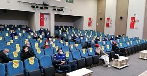 PERSONELE 'STRES VE ÖFKE' EĞİTİMİ