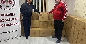 Yozgatlılar Federasyonu#039;ndan...