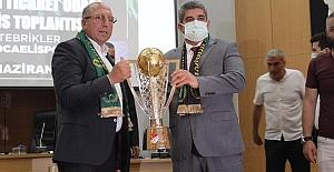 Başkan Koyun: Hedefimiz Kupalar Kazanmak