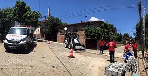 Büyükşehir ''A Takımı'' Kırsaldaki Sorunlara Hızır Gibi Yetişiyor
