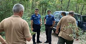 Kartepede Ormanlar Kontrol Altında