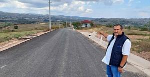 Körfez Himmetli Muhtarından  Büyükşehir'e Hizmet Teşekkürü